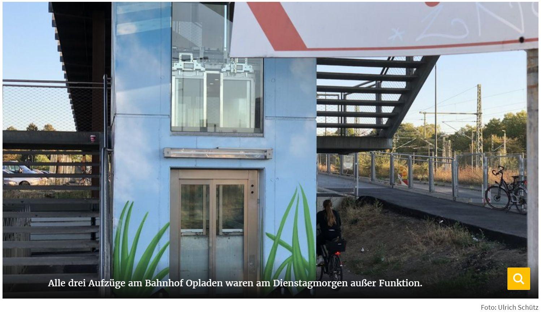 2018-09-18-alle drei Aufzüge stehen still - ©-Foto Ulrich Schütz