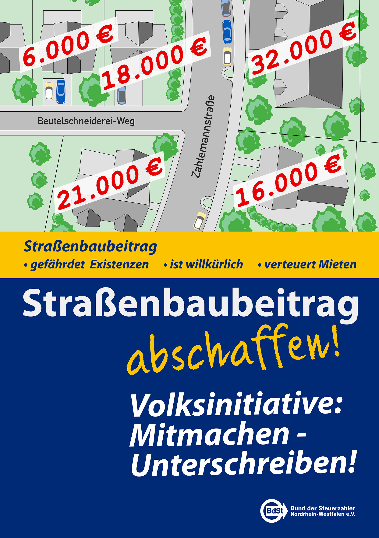 _Plakat VI-©-Foto BdSt-Bund der Steuerzahler Nordrhein-Westfalen e.V